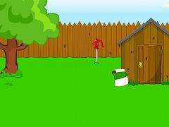 Big Backyard Escape