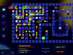 Space Tower Defense 2