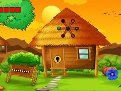 Forest Cabin Escape