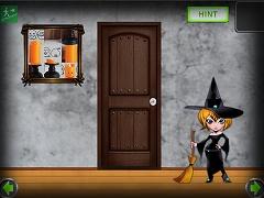 Amgel Halloween Room Escape 18
