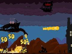 Dragonfire A Game of Pixels