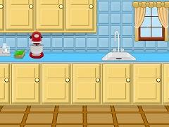 Clever Kitchen Escape