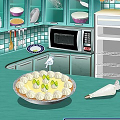 Sara's Cooking Class Key Lime Pie