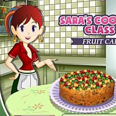 Sara's Cooking Class Fruitcake