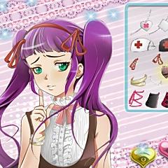 Manga Girl Make Up