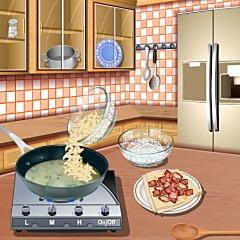 Pasta Carbonara Sara's Cooking Class