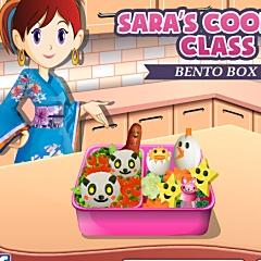 Bento Box Sara's Cooking Class