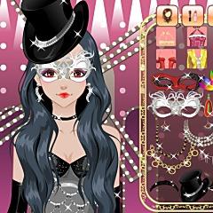 Moulin Rouge Make-Up