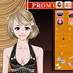Prom Night Make-Up_