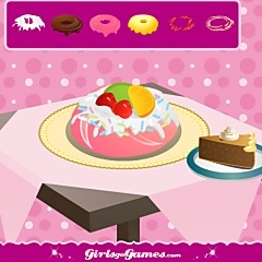Donut Decoration