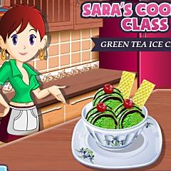 Tea Ice Cream Sara's Cooking Class