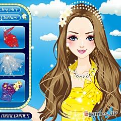 Rain Princess Make-Up