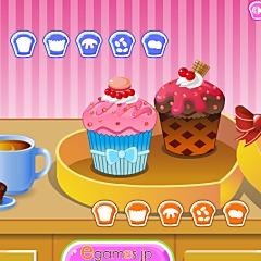 Muffin Decoration