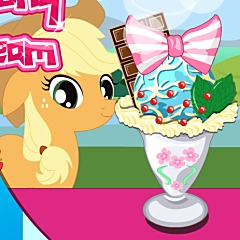 Little Pony Ice Cream