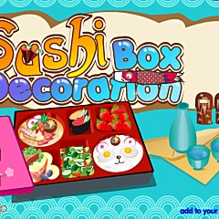 Bento Box Decoration