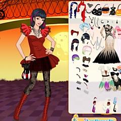 Fabulous Halloween Dresses