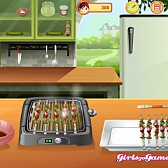 Picnic Kabobs Sara's Cooking Class