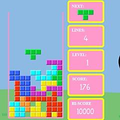 Peppa Pig Tetris