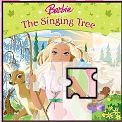 Barbie Puzzle Set