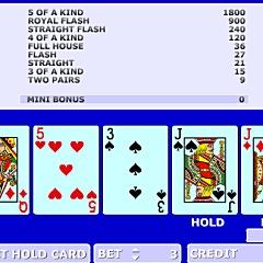 American Poker II Game