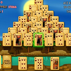 Pyramid Solitaire - Ancient Egypt Game