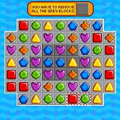 Pixel Crush Mania Game