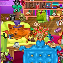 Sisi's Messy Room