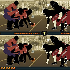 Sport The Difference Game