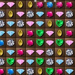Diamond Puzzle Matching