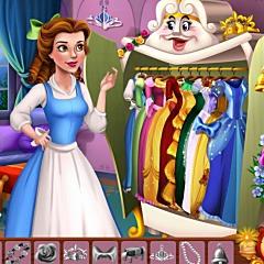 Belle's Magical Closet