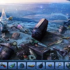 Frozen Adventure Game