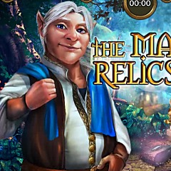 The Magical Relics Game