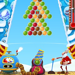 Santas Candy Game