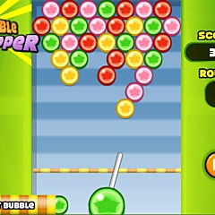 Bubble Popper Game