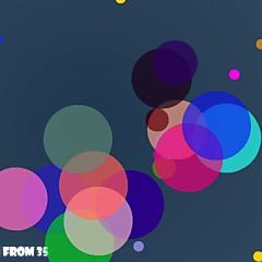 カラー爆発