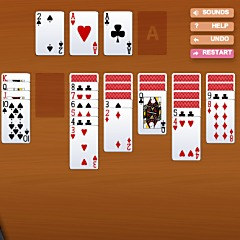 Cafe Solitaire Game