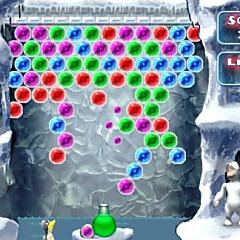 Yeti Bubbles Game