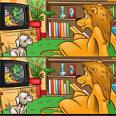 Pet Lion Game