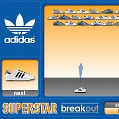 Superstar Breakout Game