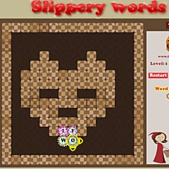 Slippery Words Game