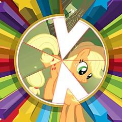 Pony Round Puzzle