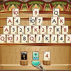 Ancient Pyramid Game