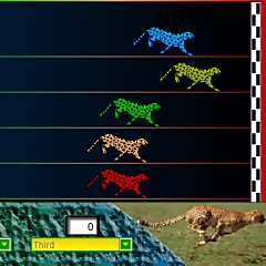 Cheetah Race Game