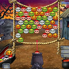 Pumpkin Attack Game
