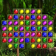 Ancient Jewels Game