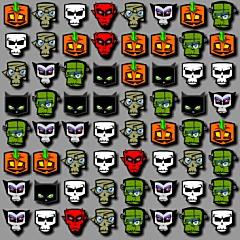 Halloween Heads Game