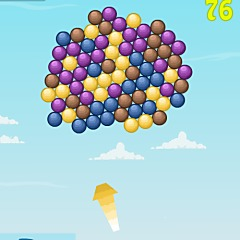 Bubble Sky Game