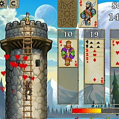Tower of 21 Game