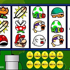 Super Mario Slots Game