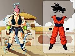 Dragon Ball Dress Up